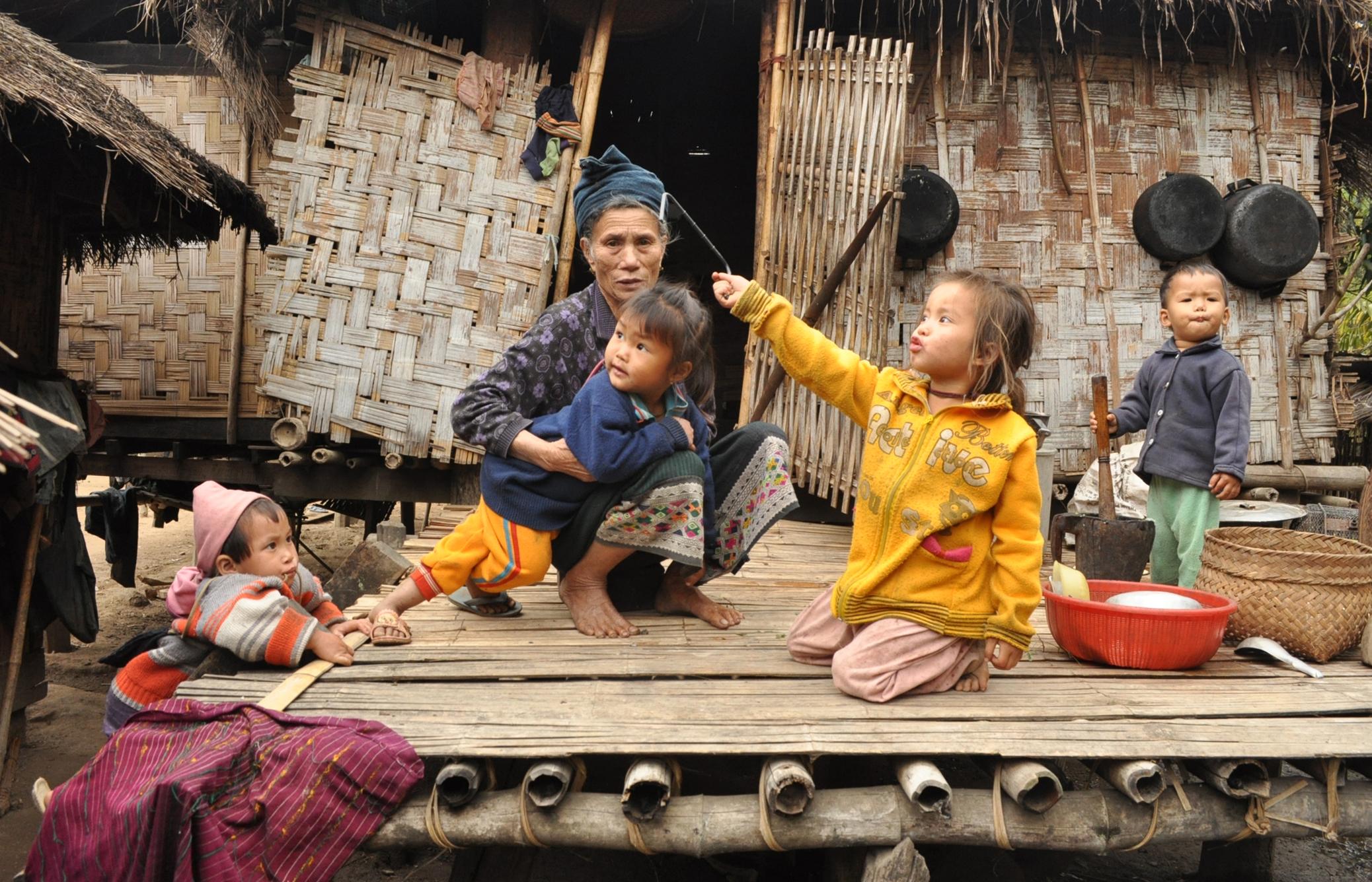 EnfantsduLaos | Projets Humanitaires