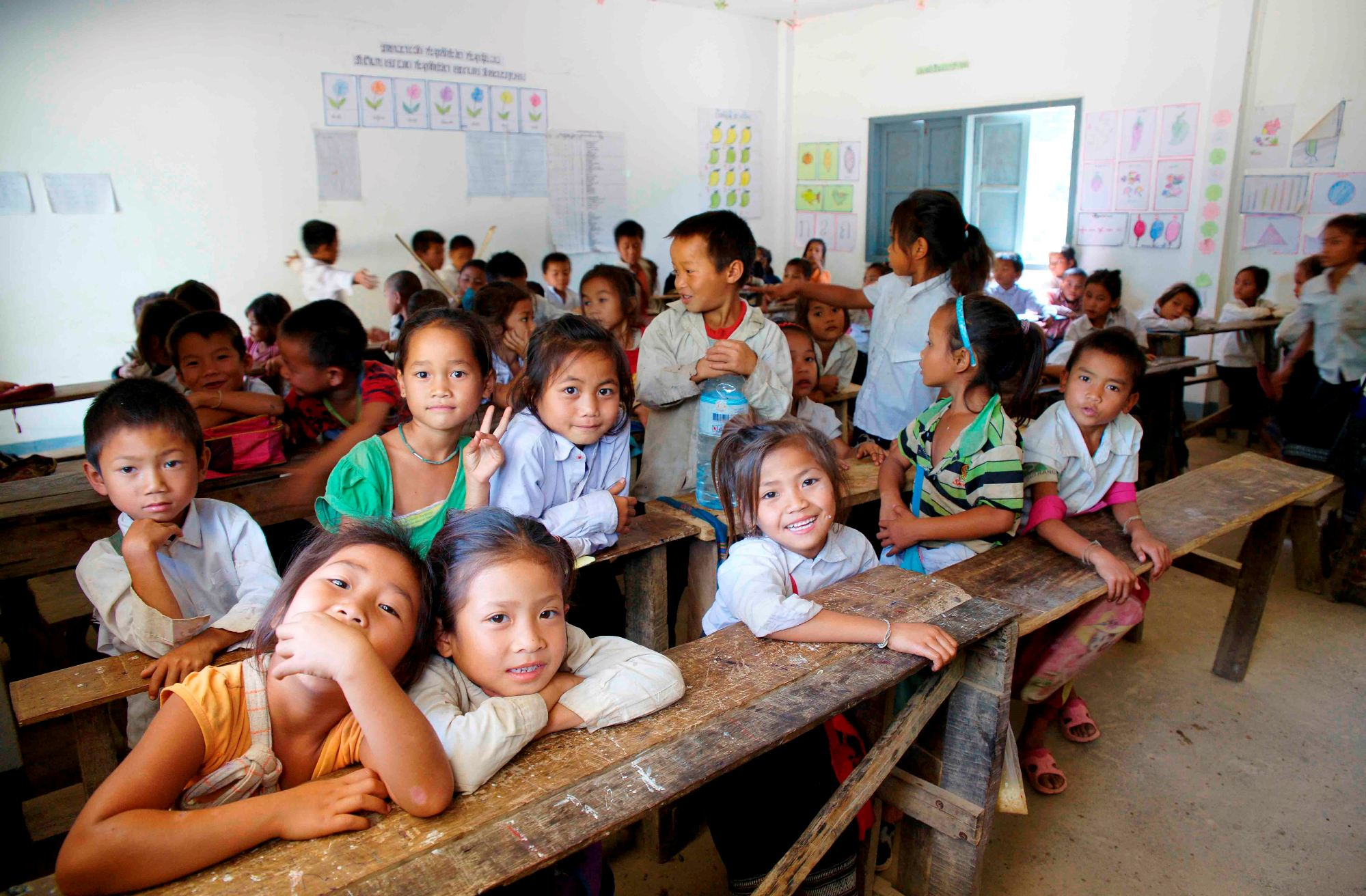 Enfants du Laos | Donations au Laos