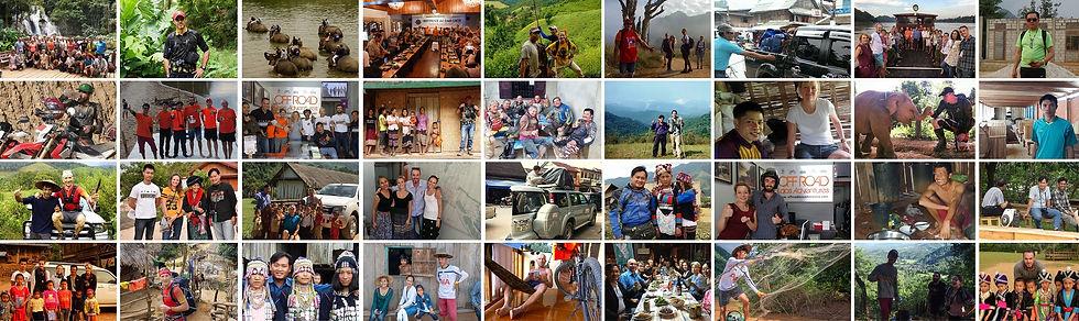 ORLA Tours l'equipe à Luang Prabang