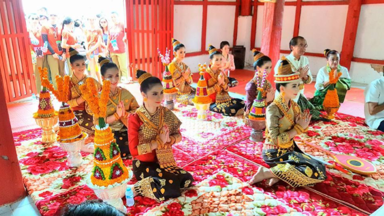 Lao New Year Tale