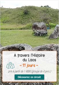 Voyage au Laos - A travers l'histoire du Laos