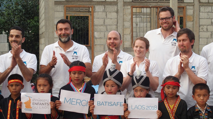 voyage solidaire au Laos avec ORLA Tours