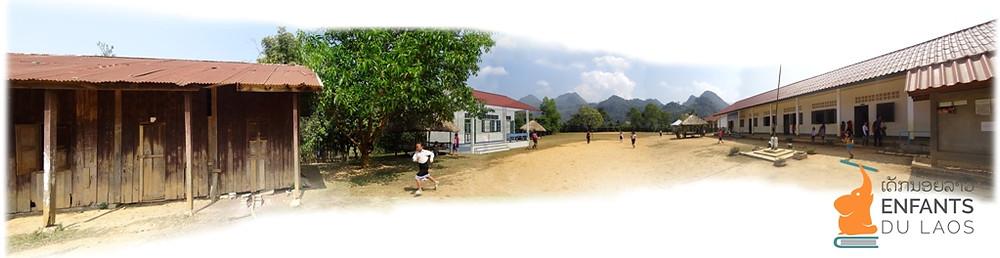 Projet humanitaire au Laos - Enfants du Laos