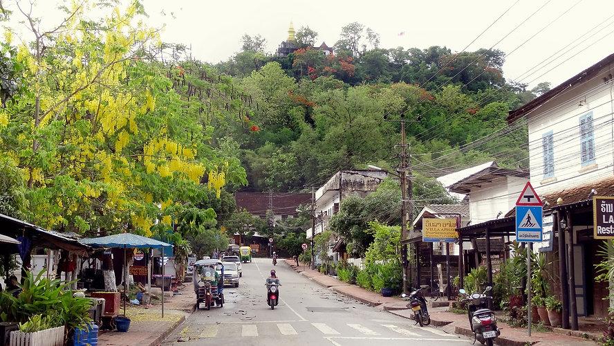 Visite de Luang Prabang avec ORLA Tours
