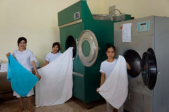 NoumNuan Laundry Luang Prabang | Our Quality