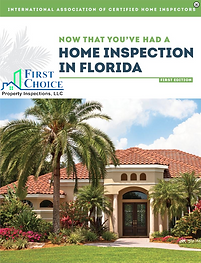 Now That You've Had a Home Inspection In