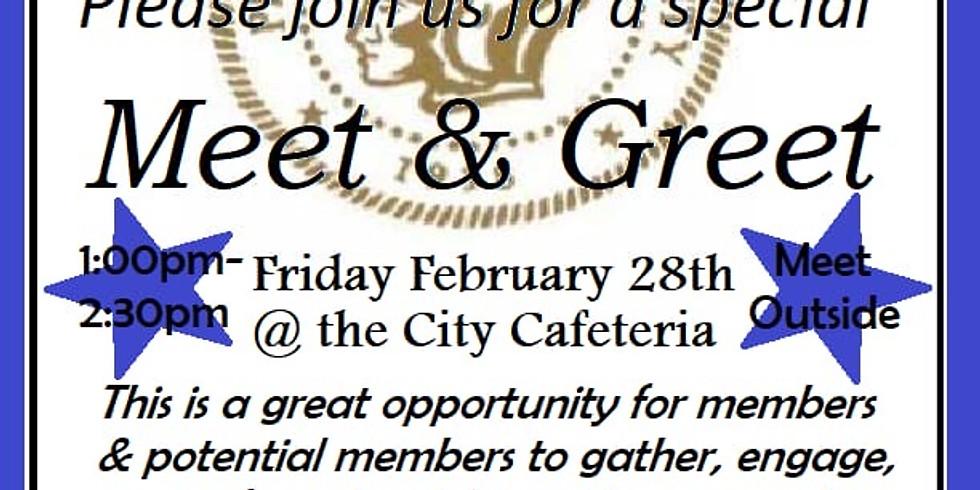 PTK Meet & Greet