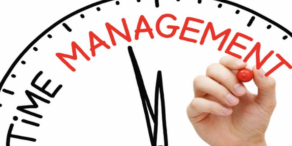 Meeting & Time Management Workshop