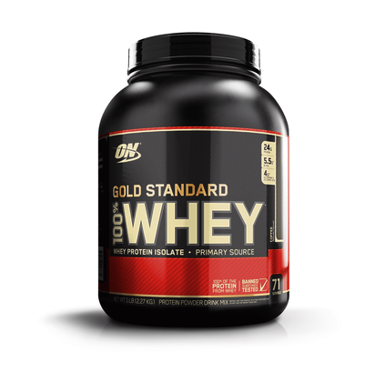 ON Gold Standard 100% Whey 5 lb.