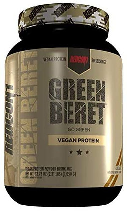 Redcon1 Green Beret Vegan Protein 2 lb.
