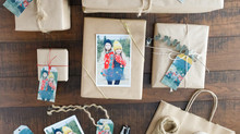 TKP Custom DIY Photo Gift Tags!