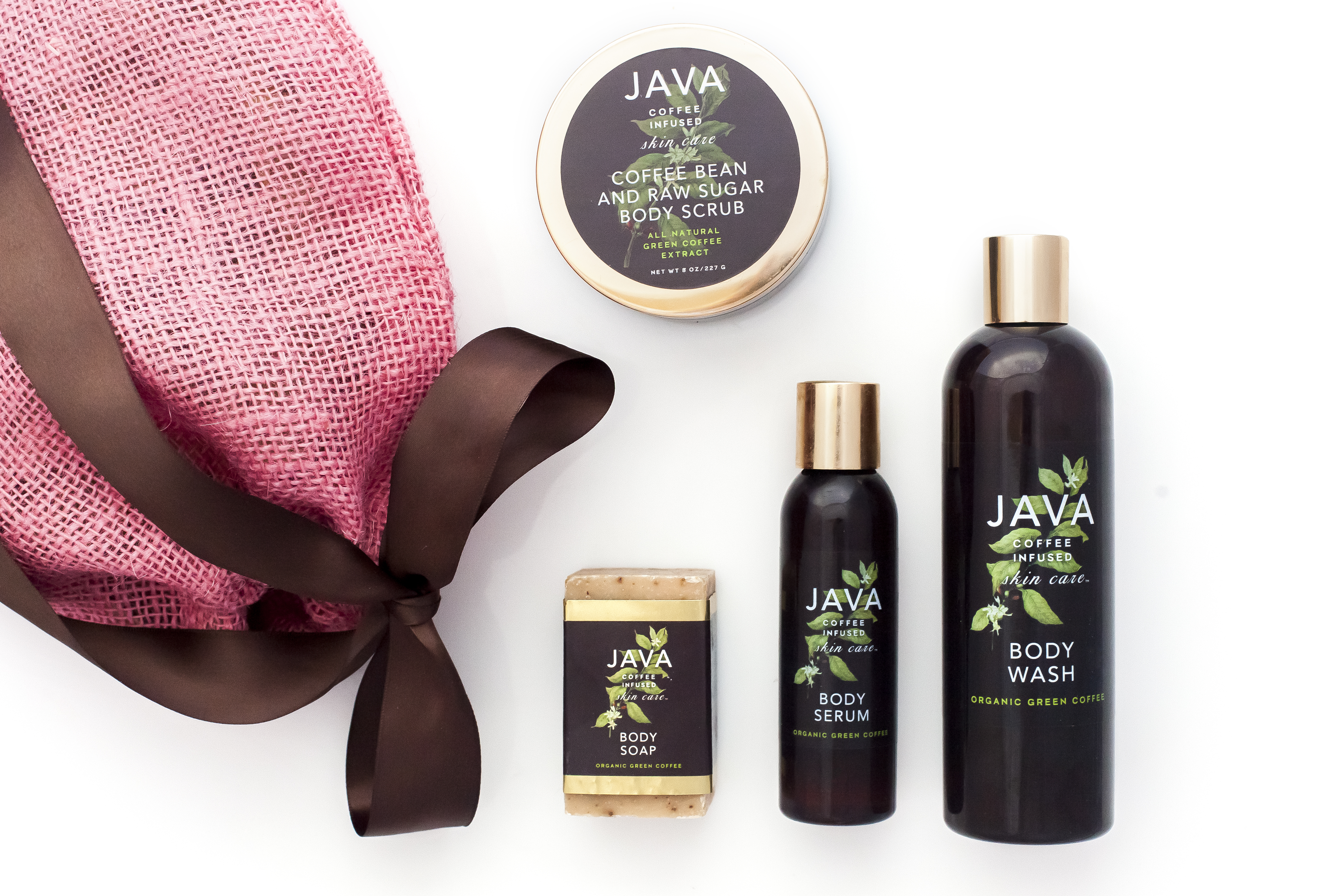 JAVA Everyday Body Collection