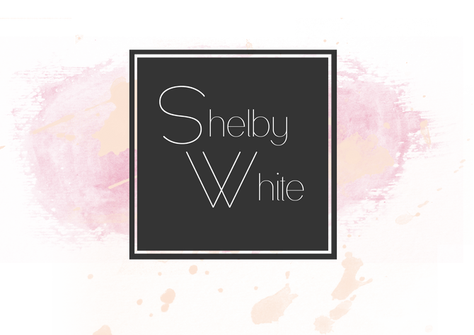 Shelby White Logo/Business Card Design