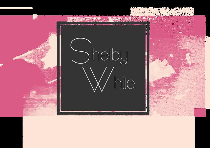 Shelby White Logo/Business Card Design
