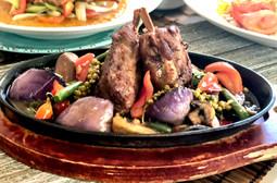 Pork Shank Pad Cha
