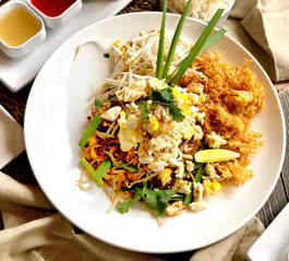 Crab Meat Pad Thai
