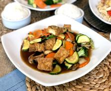 Stir-Fried Mixed Vegetable
