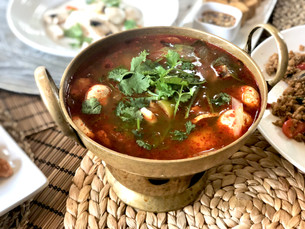 Tom Yum Pot
