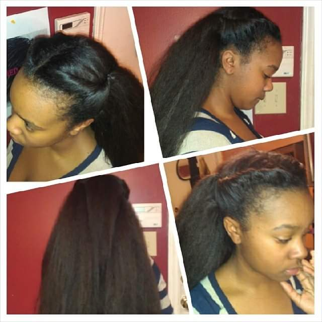 FULL SEW IN (for natural hair)