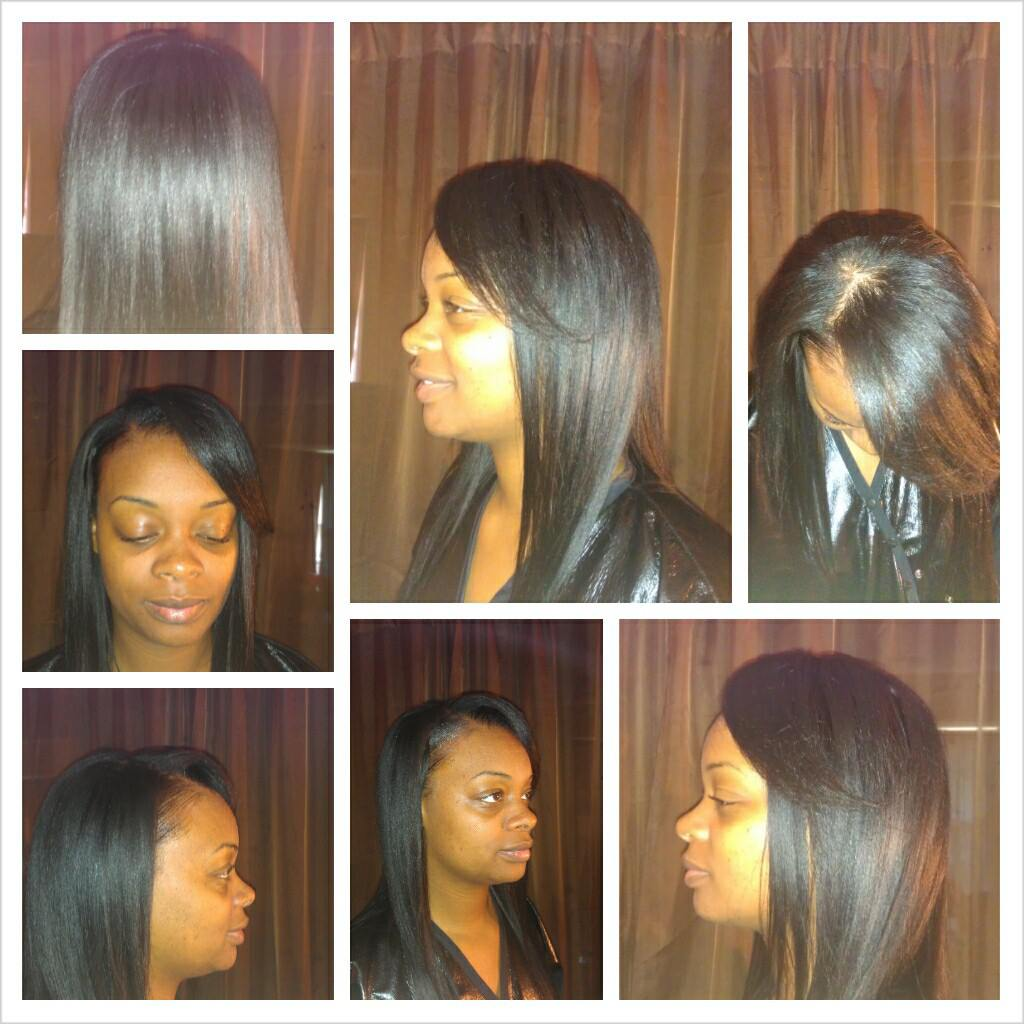 PARTIAL SEW IN