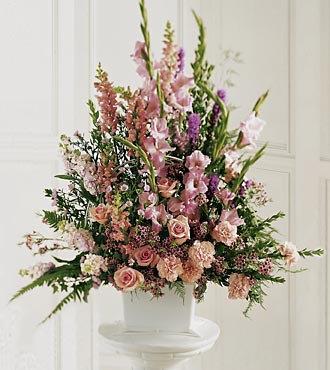 Peaceful Memories Bouquet (SBFS43)