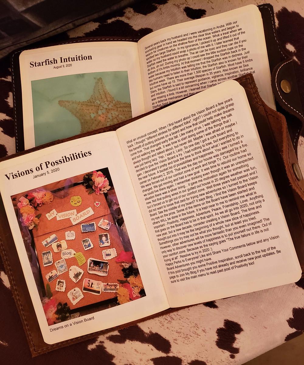 Journals of Blogs 💛