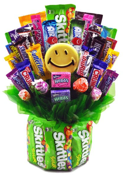 Skittles and Grins Bouquet (GBFS25)
