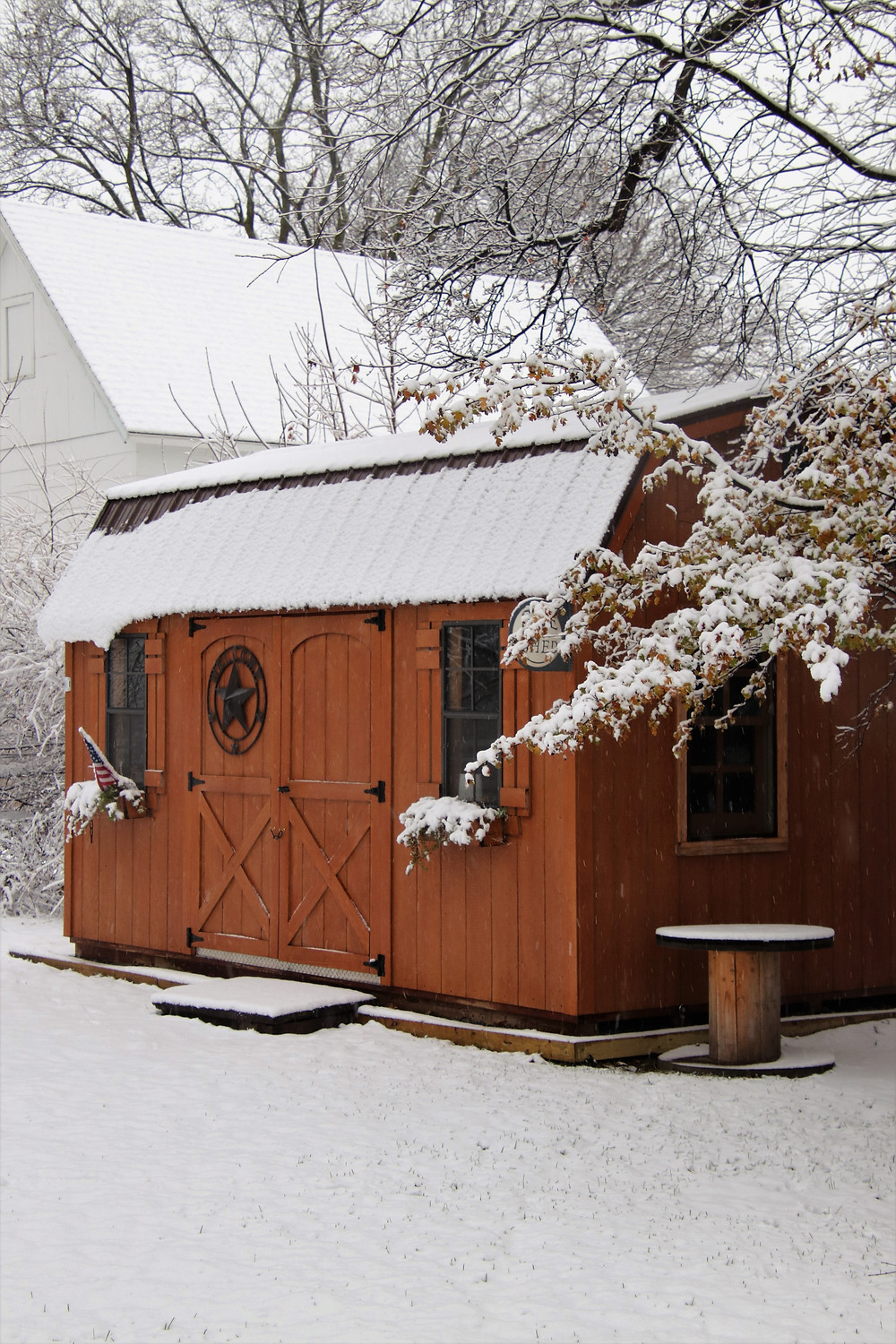 A Sanctuary in the Flakes