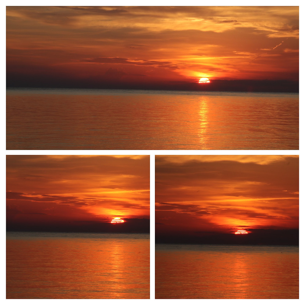 Part 2 Phases of a Sunrise
