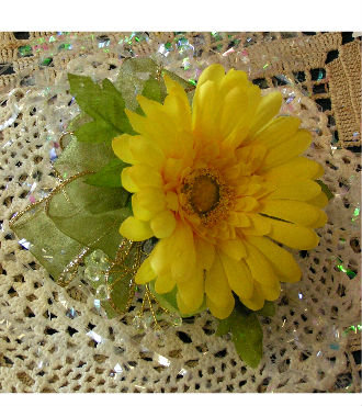 Country Chic Corsage (CBFS2)