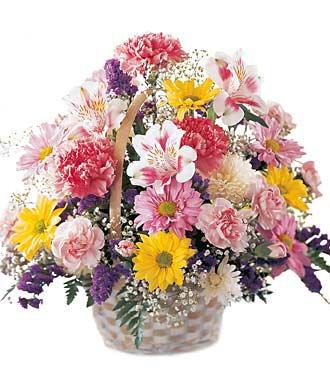 Basket of Cheer Bouquet (BFS37)
