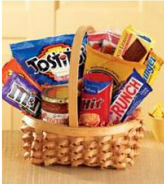 Big Munch Basket (GBFS23)
