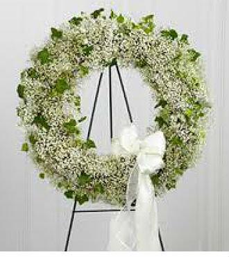 Rest In Peace Wreath (SBFS35)