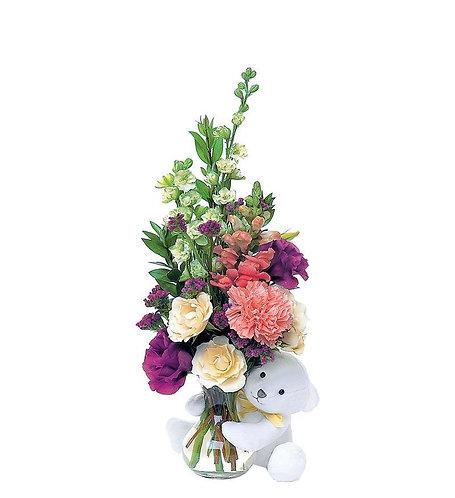 Baby Bear Bouquet (BFS22)