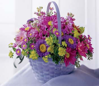Shades of Purple Bouquet (BFS39)