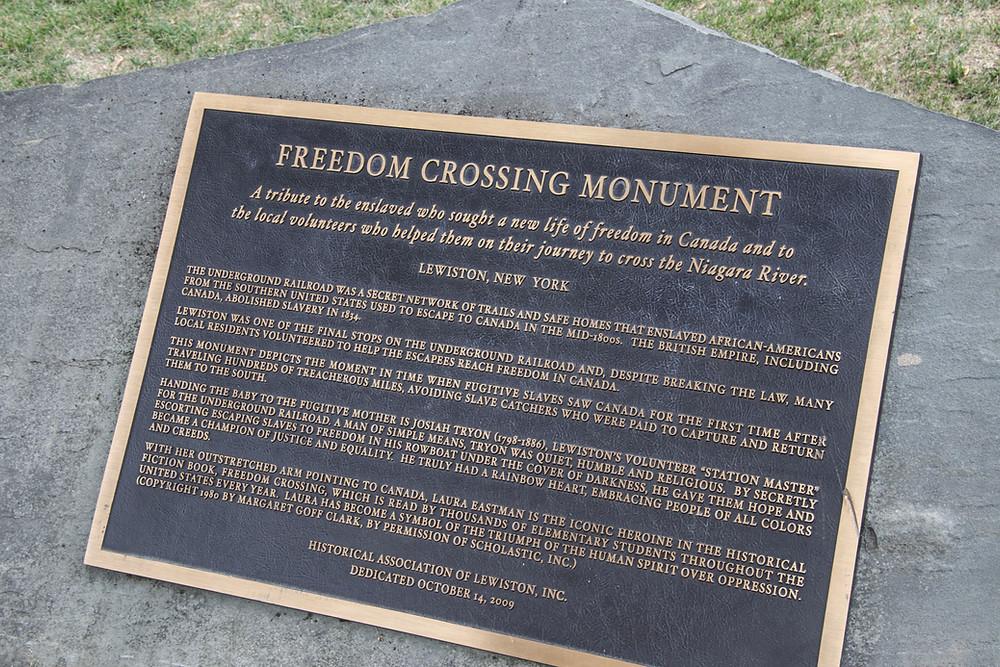 Freedom Crossing.