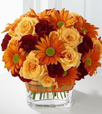 Golden Autumn Bouquet (HBFS10)