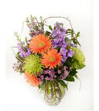 Fanciful and Frilly Bouquet (BFS61)
