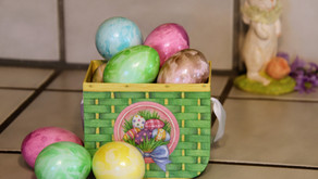 My Basket of Eggs