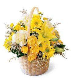 Yellow Sunshine Bouquet (BFS12)