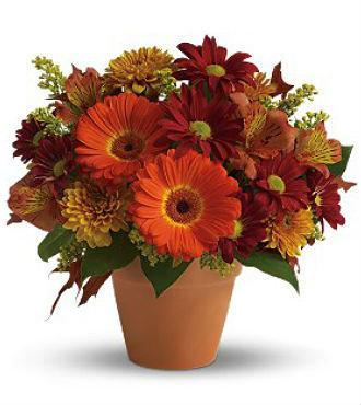 Golden Autumn Bouquet (HBFS14)