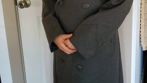 A Green Wool Coat
