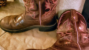 My Boots.