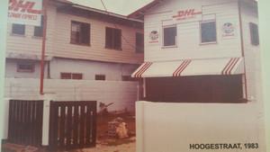 History DHL
