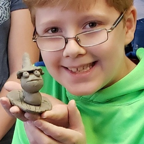 Clay Creations 5th-7th.