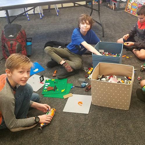 LEGO Creations 3rd-4th