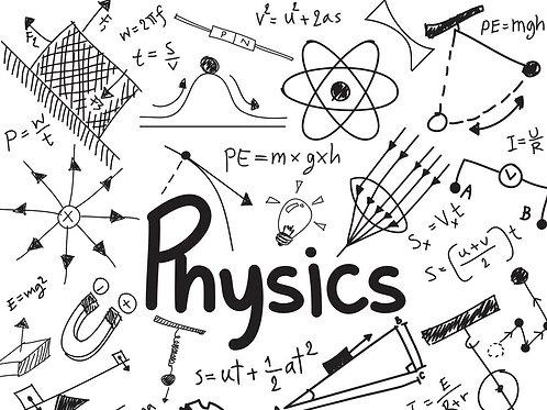Physics 7th-9th