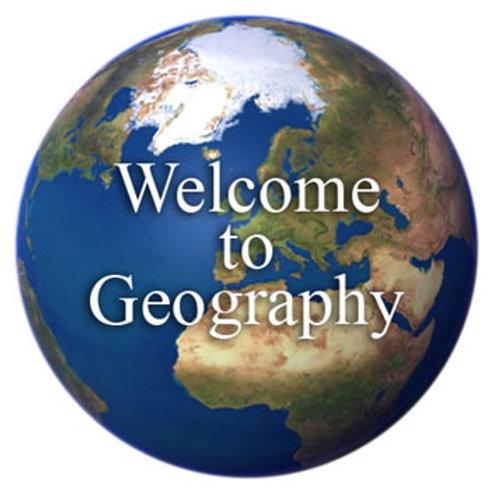 U.S. Geography 5th-6th.