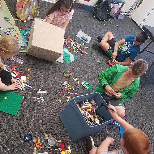 LEGO Creations.
