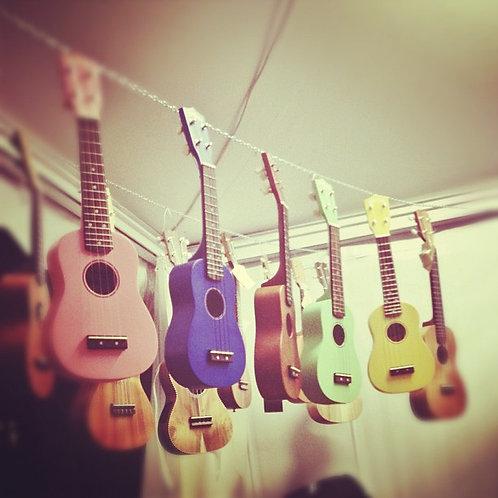 Beginning Ukulele & Guitar 3rd-6th